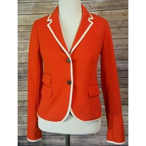 Gap Academy Red White Blazer Sport Coat